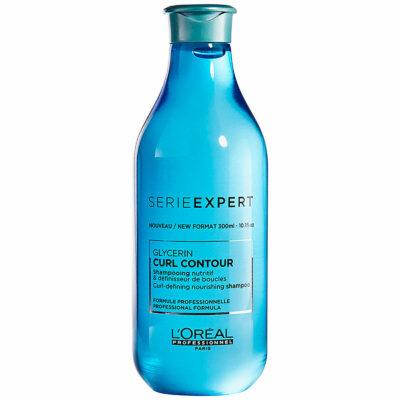 L'oréal Professionnel Serie Expert Curl Contour Curl-defining Nourishing Shampoo 300ml