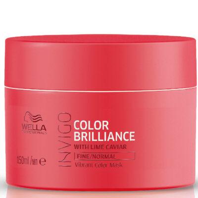 Wella Professionals Invigo Color Brilliance Vibrant Color Mask For Fine And Normal Hair 150ml