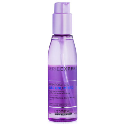 L'OREAL PROFESSIONNEL LISS UNLIMITED Primrose oil 125ml
