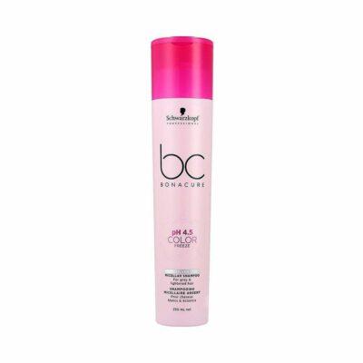 Schwarzkopf Bc Bonacure Color Silver Micellar Shampoo 250ml