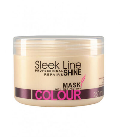 Stapiz Sleek Line Colour Mask With Silk 250 Ml