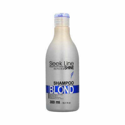 Stapiz Sleek Line Blush Blond Blond And Ginger Hair Shampoo 300ml