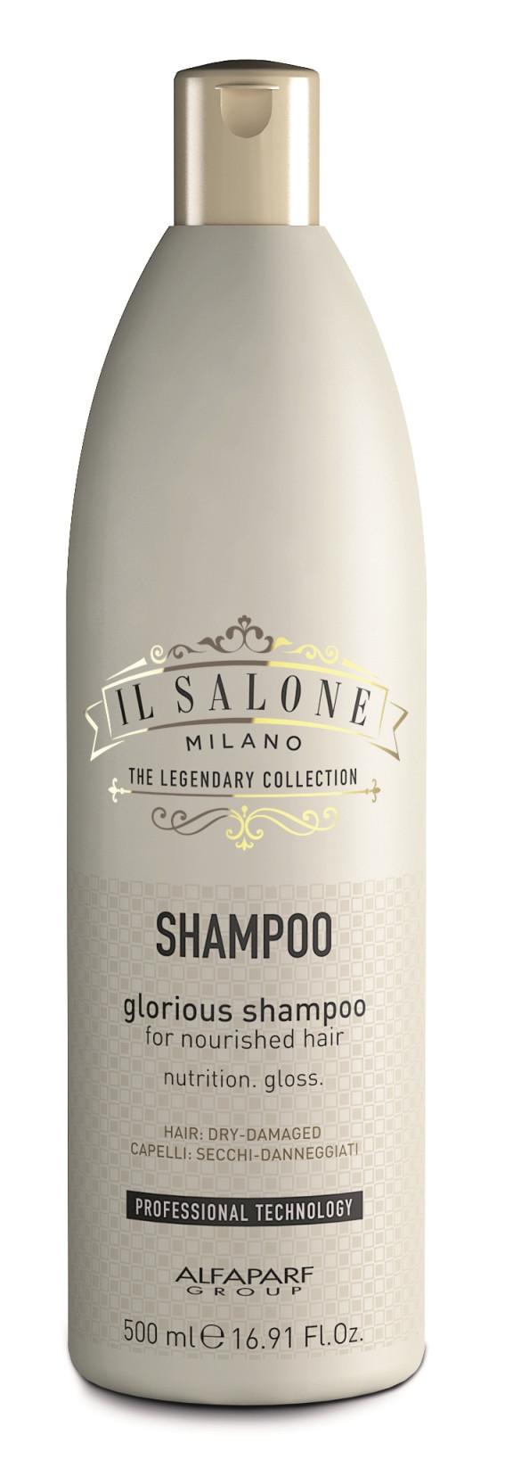 Alfaparf Milano Il Salone Glorious Shampoo 500ml