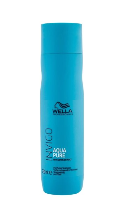 Wella Professionals Invigo Balance Aqua Pure Purifying Shampoo 250ml