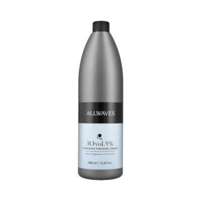 Allwawes Cream Hydrogen Peroxide 9% 1l