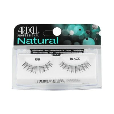 Ardell Natural Lashes 108 Demi Black
