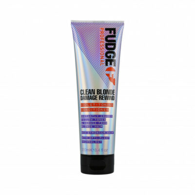 Fudge Professional Clean Blonde Damage Rewind Blonde Hair Conditioner 250ml