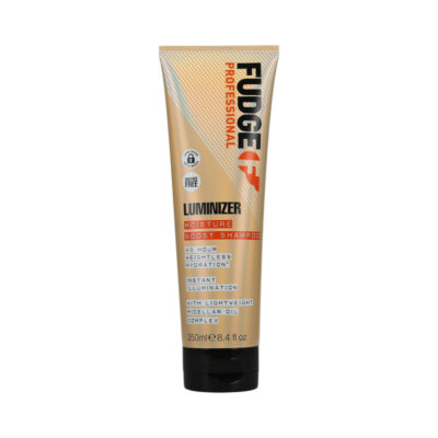 Fudge Luminizer Moisture Boost Shampoo_x000D_