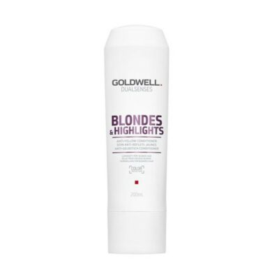 Goldwell Dualsenses Bl&hi Anti-yellow Conditioner 200ml