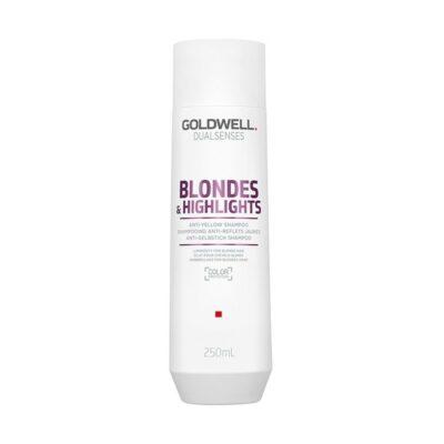 Goldwell Dualsenses Bl&hi Anti-yellow Shampoo 250ml
