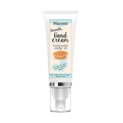 Nacomi Smooth Hand Cream In Freshly Baked Papaya Pie 85ml
