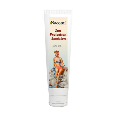 Nacomi Sun Protection Emulsion Spf30 150ml
