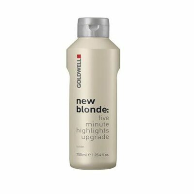 Goldwell New Blonde Five Minute Highlights Upgrade Lotion 750ml