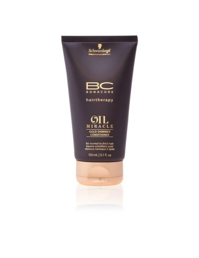 Schwarzkopf Bc Bonacure  Oil Miracle Gold Shimmer Conditioner_x000D_