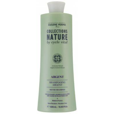 Eugene Cv Nature Shampoo Argent 500ml