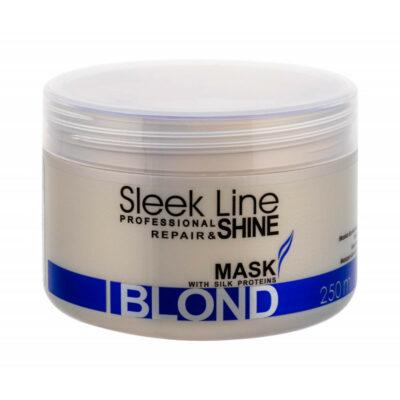 Stapiz Sleek Line Blush Blond Blond And Ginger Hair Mask 250ml