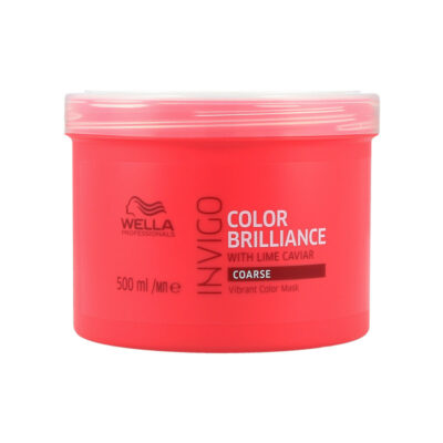Wella Professionals Invigo Color Brilliance Vibrant Color Mask For Coarse Hair 500ml