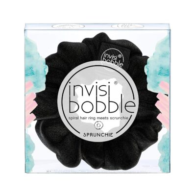 Invisi Bobble Sprunchie True Black Pack