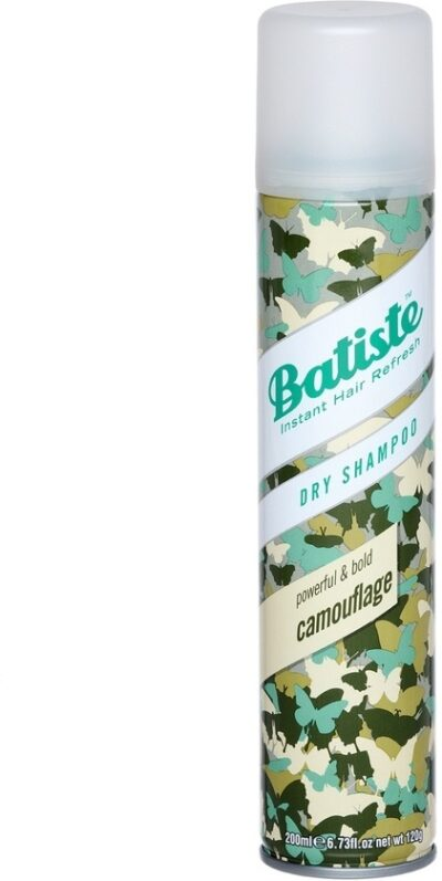 Batiste Camouflage Dry Shampoo 200ml