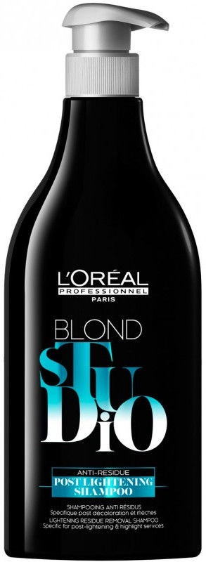 L'oréal Professionnel Blond Studio Post Lightening Shampoo_x000D_