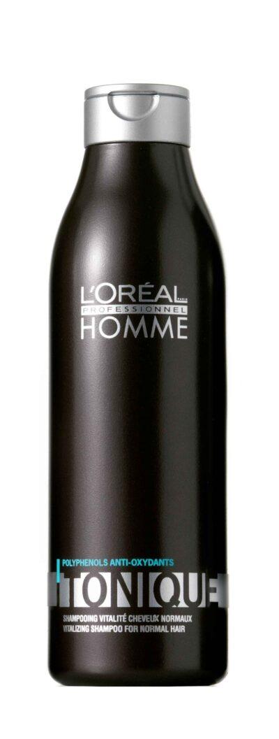 L'oreal Professionnel Homme Tonique Shampoo 250ml