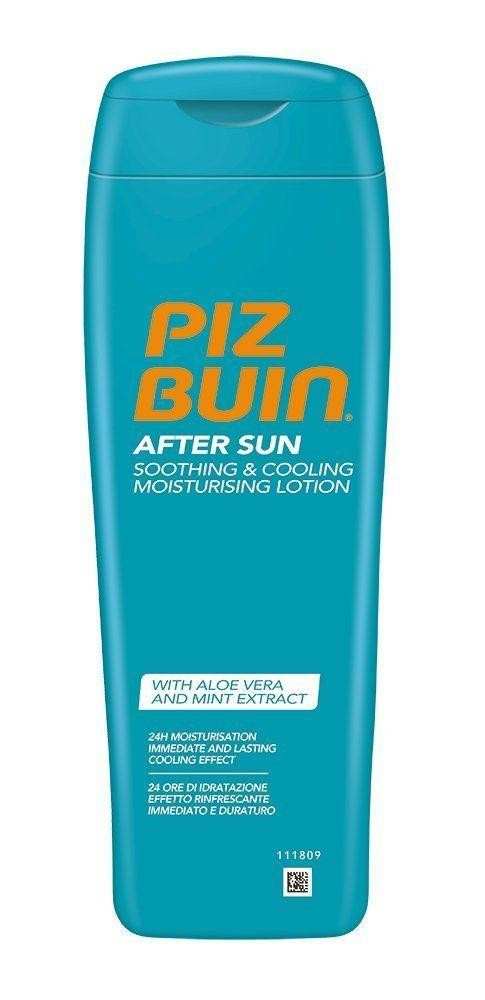 Piz Buin After Sun Soothing & Cooling Moisturizing Lotion 200ml