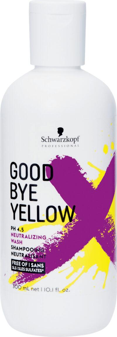 Schwarzkopf Professional Goodbye Yellow Neutralizing Shampoo 300ml