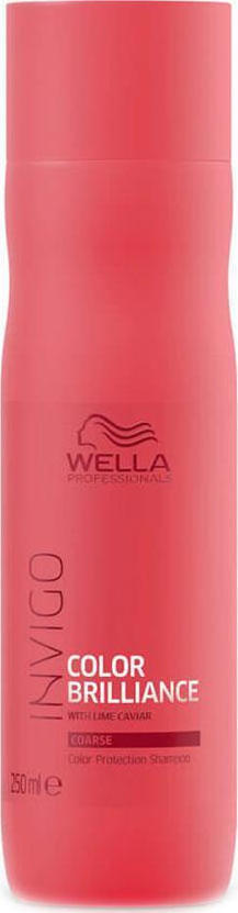 Wella Professionals Invigo Color Brilliance Coarse Hair Shampoo 250ml