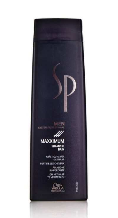 Wella Sp Men Maxximum Strengthening Shampoo 250 Ml