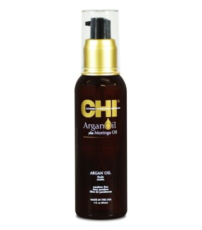 Chi Argan Plus Moringa Oil 89ml