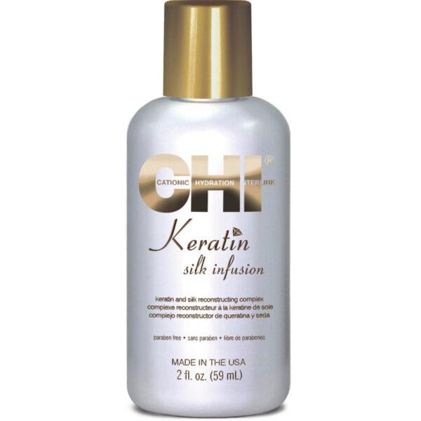 Chi Keratin Silk Infusion 59ml